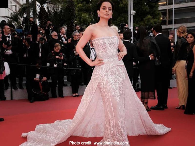 Kangana Ranaut at the Cannes Film Festival