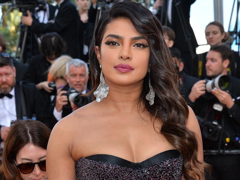 Priyanka Chopra at the Cannes Film Festival